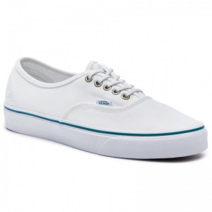 Black Friday 2020 | Vans Tennis Authentic VN0A38EMVK91 (P.E.T.) True White/Ocean