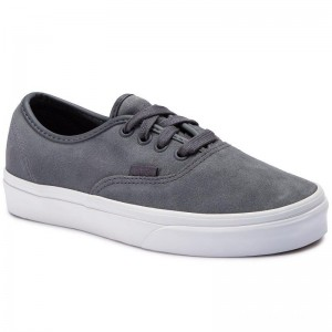 Vans Tennis Authentic VN0A38EMVKE1 (Soft Suede) Ebony/True W
