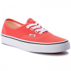 Vans Tennis Authenic VN0A38EMVKR1 Emberglow/True White