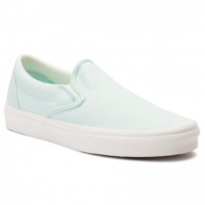 Black Friday 2020 | Vans Tennis Classic Slip-On VN0A38F7VLP1 (Brushed Twill) Soothing