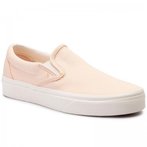 Black Friday 2020 | Vans Tennis Classic Slip-On VN0A38F7VLQ1 Vanilla C