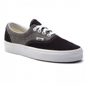 Vans Tennis Era VN0A38FRVJ61 (Chambray) Canvas Black/T