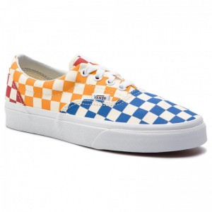 Black Friday 2020 | Vans Tennis Era VN0A38FRVLV1 (Checkerboard) Multi/True