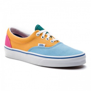 Vans Tennis Era VN0A38FRVOP1 (Canvas) Multi/Bright