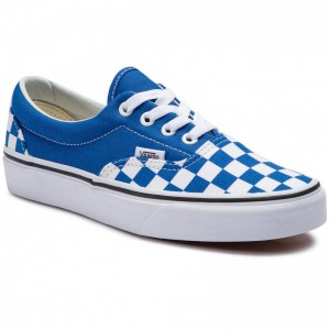 Black Friday 2020 | Vans Tennis Era VN0A38FRVOU1 (Checkerboard) Lapis Blue