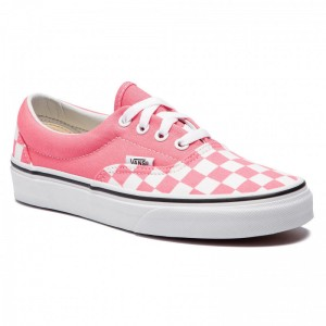 Vans Tennis Era VN0A38FRVOX1 (Checkerboard) Strawberry