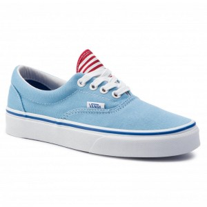 Vans Tennis Era VN0A38FRVP01 (Deck Club) Alaskan Blue