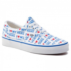 Vans Tennis Era VN0A38FRVP51 (I Heart Vans) True White