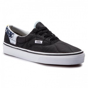 Black Friday 2020 | Vans Tennis Era VN0A38FRVP61 (Mixed Quilting) Black/Tr
