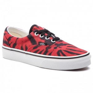 Black Friday 2020 | Vans Tennis Era VN0A38FRVPB1 (Tie Dye) Tango Red/True
