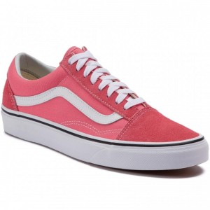 Black Friday 2020 | Vans Tennis Old Skool VN0A38G1GY71 Strawberry Pink/Truewhite