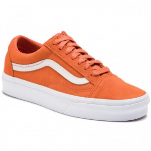 Vans Tennis Old Skool VN0A38G1VKF1 (Soft Suede) Koi/True White