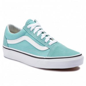 Vans Tennis Old Skool VN0A38G1VKQ1 Aqua Haze/True White