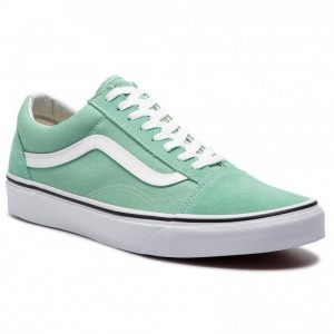 Vans Tennis Old Skool VN0A38G1VMX1 Neptune Green/True White
