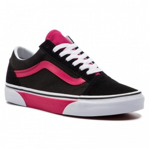 Vans Tennis Old Skool VN0A38G1VR21 (Color Block) Black/Jazzy