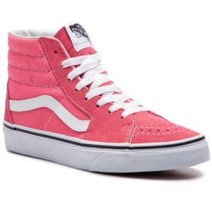 Black Friday 2020 | Vans Sneakers Sk8-Hi VN0A38GEGY71 Strawberry Pink/Truewhite