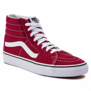 [Vente] Vans Sneakers Sk8-Hi VN0A38GEVG41 Rumba Red/True White