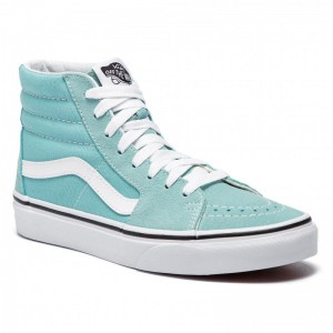 Black Friday 2020 | Vans Sneakers Sk8-Hi VN0A38GEVKQ1 Aqua Haze/True White