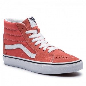 Vans Sneakers Sk8-Hi VN0A38GEVKR1 Emberglow/True White