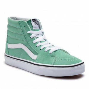 Black Friday 2020 | Vans Sneakers Sk8-Hi VN0A38GEVMX1 Neptune Green/True White