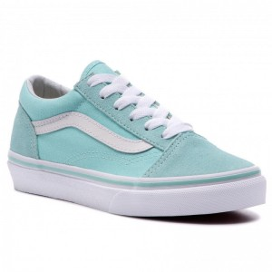 [Vente] Vans Tennis Old Skool VN0A38HBVIB1 Blue Tint/True White