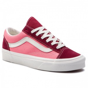 Black Friday 2020 | Vans Tennis Style 36 VN0A3DZ3VTC1 (Vintage Sport) Rumba Red