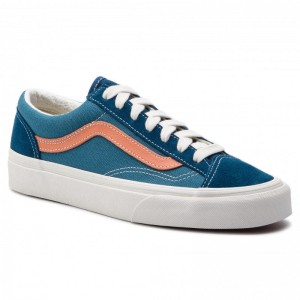 Black Friday 2020 | Vans Tennis Style 36 VN0A3DZ3VTD1 (Vintage Sport) Sailor Bl