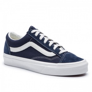 [Vente] Vans Tennis Style 36 VN0A3DZ3VTE1 Dress Blues/Blanc De Blan