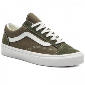 Vans Tennis Style 36 VN0A3DZ3VTF1 Grape Leaf/Blanc De Blanc