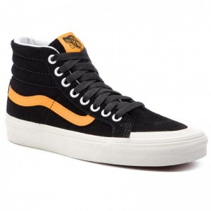 Black Friday 2020 | Vans Sneakers Sk8-Hi Reissue 13 VN0A3TKPB0Y1 Black/Zinnia