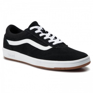 Black Friday 2020 | Vans Tennis Cruze Cc VN0A3WLZOS71 Black/True White