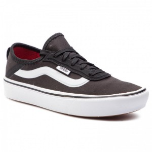 Black Friday 2020 | Vans Tennis Comfycush Zushi VN0A3WM66BT1 Black/True White