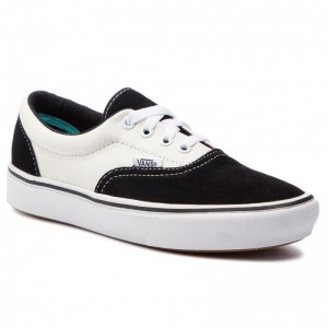 Vans Tennis Comfycush Era VN0A3WM9N8K1 (Suede/Canvas) Black/Mars
