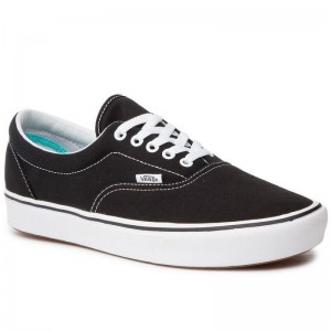 Black Friday 2020 | Vans Tennis Comfycush Era VN0A3WM9VNE1 (Classic) Black/True Whit