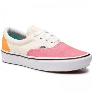 Black Friday 2020 | Vans Tennis Comfycush Era VN0A3WM9VNJ1 (Canvas) Strawberry Pink