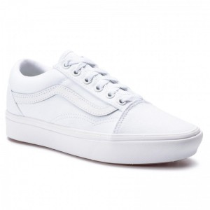 Black Friday 2020 | Vans Tennis Comfycush Old S VN0A3WMAVNG1 True White/True