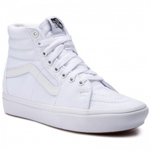 Black Friday 2020 | Vans Sneakers Comfycush Sk8-Hi VN0A3WMBVNG1 (Classic) True White/True