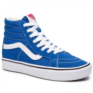 Black Friday 2020 | Vans Sneakers Comfycush Sk8-H VN0A3WMCVO11 (Suede/Canvas) Lapis Blue