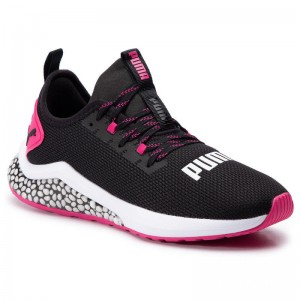 Black Friday 2020 | Puma Chaussures Hybrid Nx Wns 192268 04 Black/Fuchsia Purple