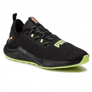 Puma Chaussures Hybrid Nx Daylight 192365 02 Black/Fizzy Yellow/Orange Pop