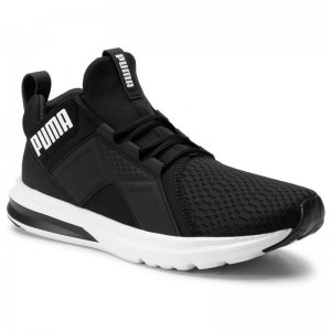 Black Friday 2020 | Puma Chaussures Enzo Eng Mesh 192439 01 Black/Puma White