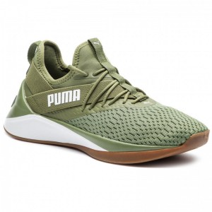 Black Friday 2020 | Puma Chaussures Jaab Xt Summer Men's 192482 02 Olivine/Puma White