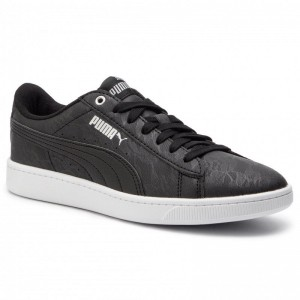Puma Sneakers Vikky V2 Summer Pack 369113 02 Black/ilver/Puma White