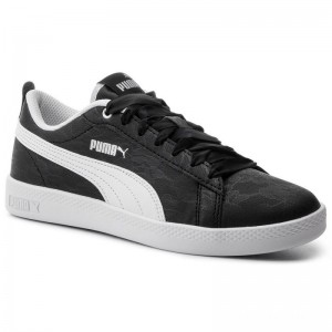 Puma Sneakers Smash Wns V2 Summer Pac 369130 01 Black/Puma White