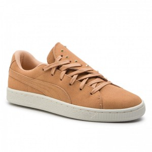 Puma Sneakers Suede Crush Studs Wns 369688 01 Toast/Toast