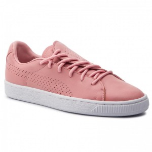 Black Friday 2020 | Puma Sneakers Basket Crush Perf Wn's 369689 03 Bridal Rose/Bridal Rose