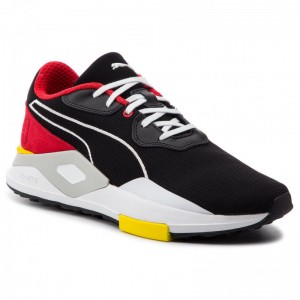 Puma Sneakers Shoku Koinobori 369326 02 Black/High Risk Red