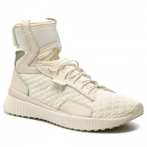 Black Friday 2020 | Puma Sneakers Fenty Trainer Mid Geo 191231 01 Vanila Ice/Sterling Blue