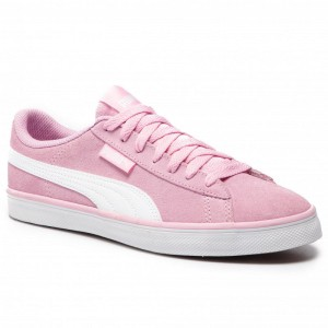 Puma Sneakers Urban Plus Sd Jr 365166 08 Pale Pink/Puma White