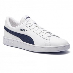 Black Friday 2020 | Puma Sneakers Smash V2 L 365215 02 White/Peacoat